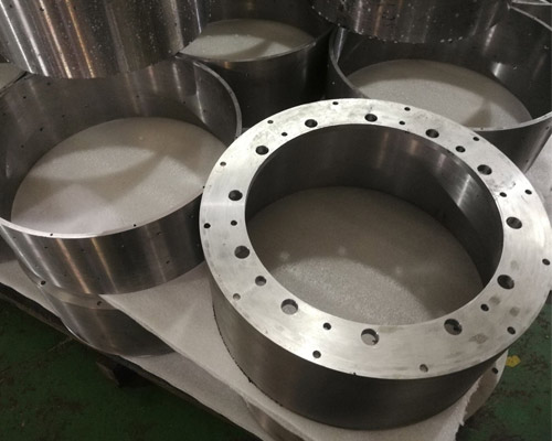 Cylinder NC boring machine processing